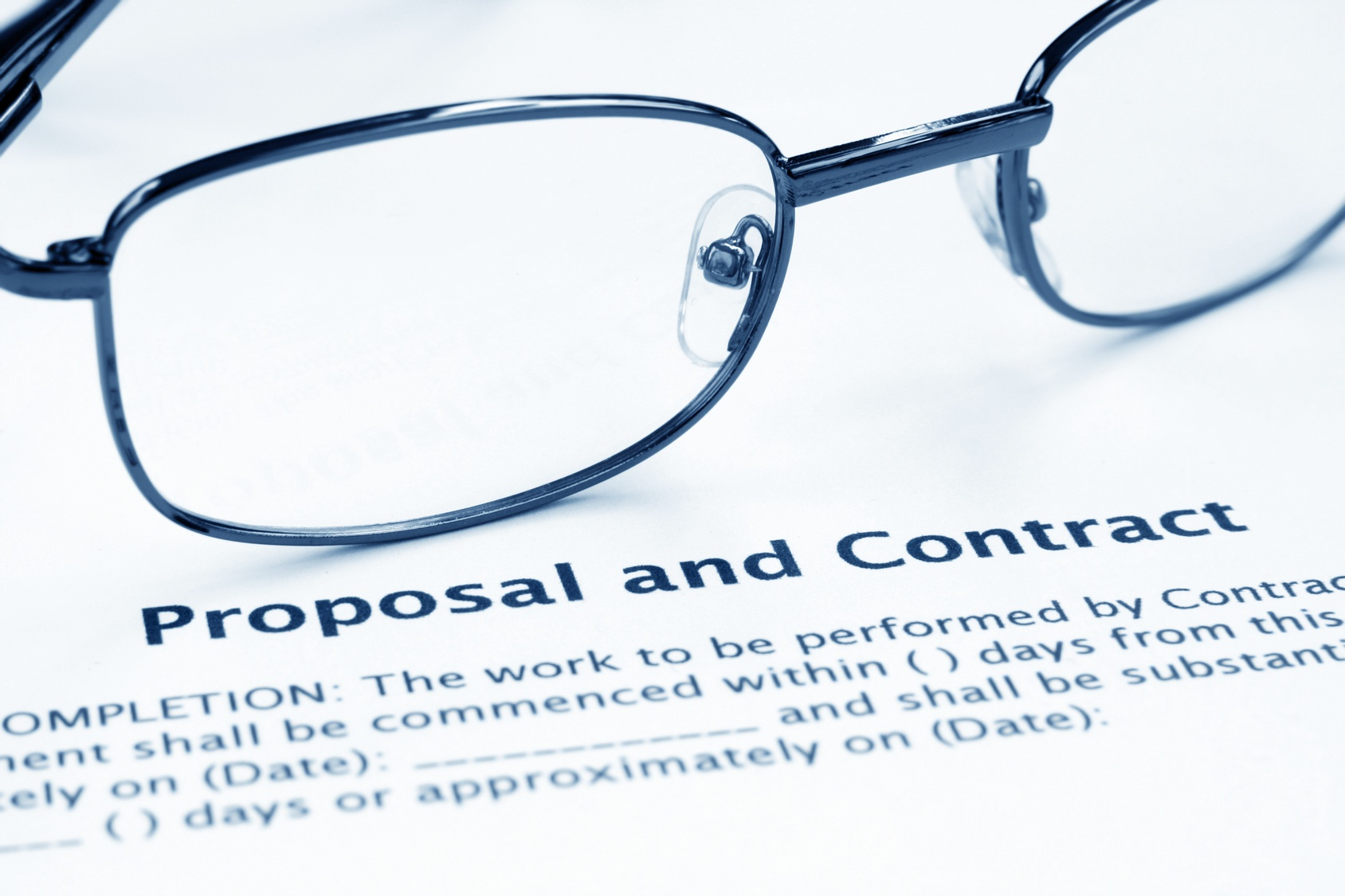 4 Steps to Responding to a Request For Proposal (RFP)