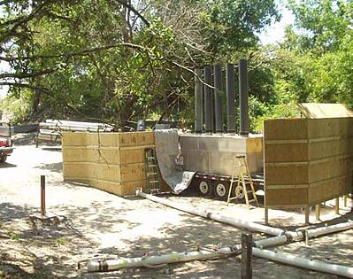 Temporary Dewatering System
