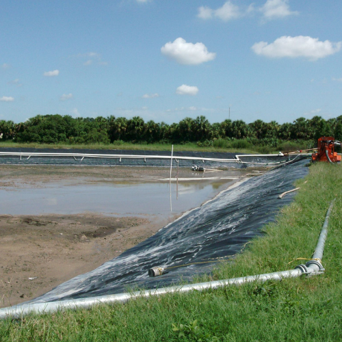 Aeration Basin/Lagoon Cleaning