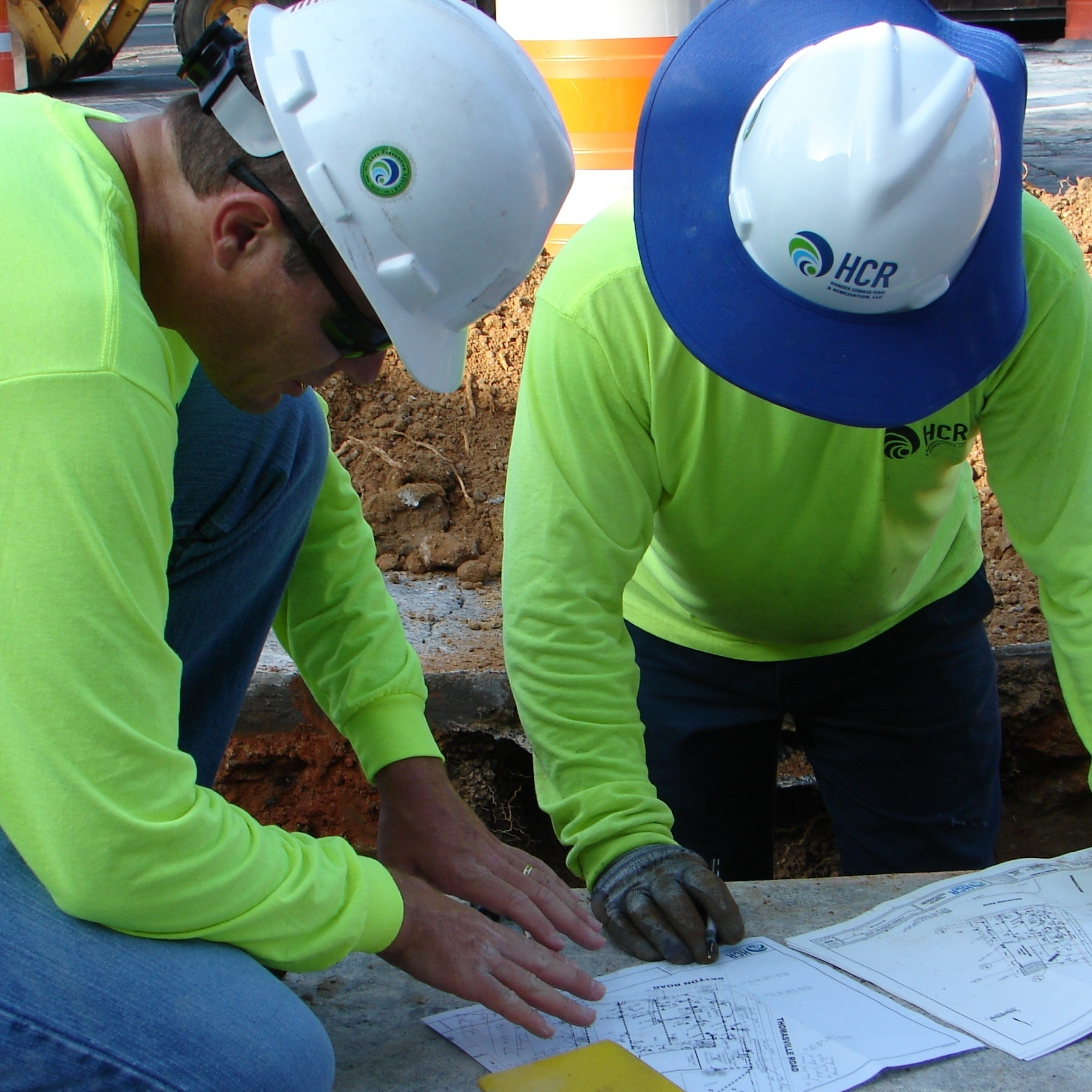 Professional Engineers, Geologists & Licensed General Contractors