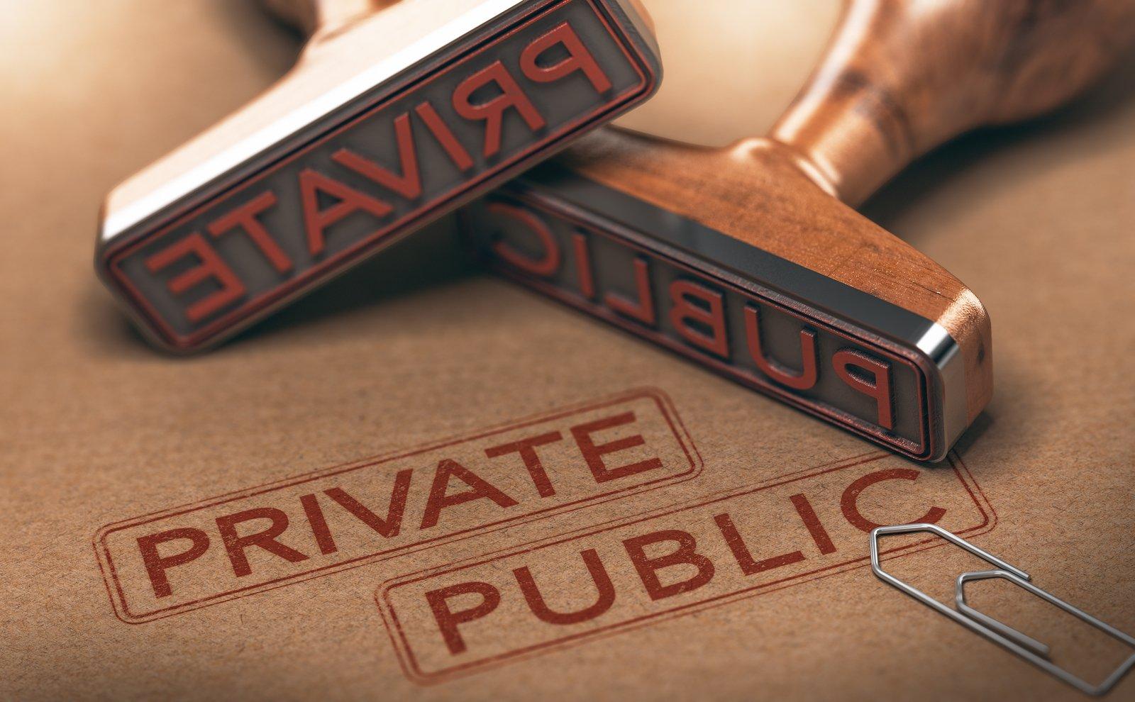 Public vs. Private Sector Bidding Process