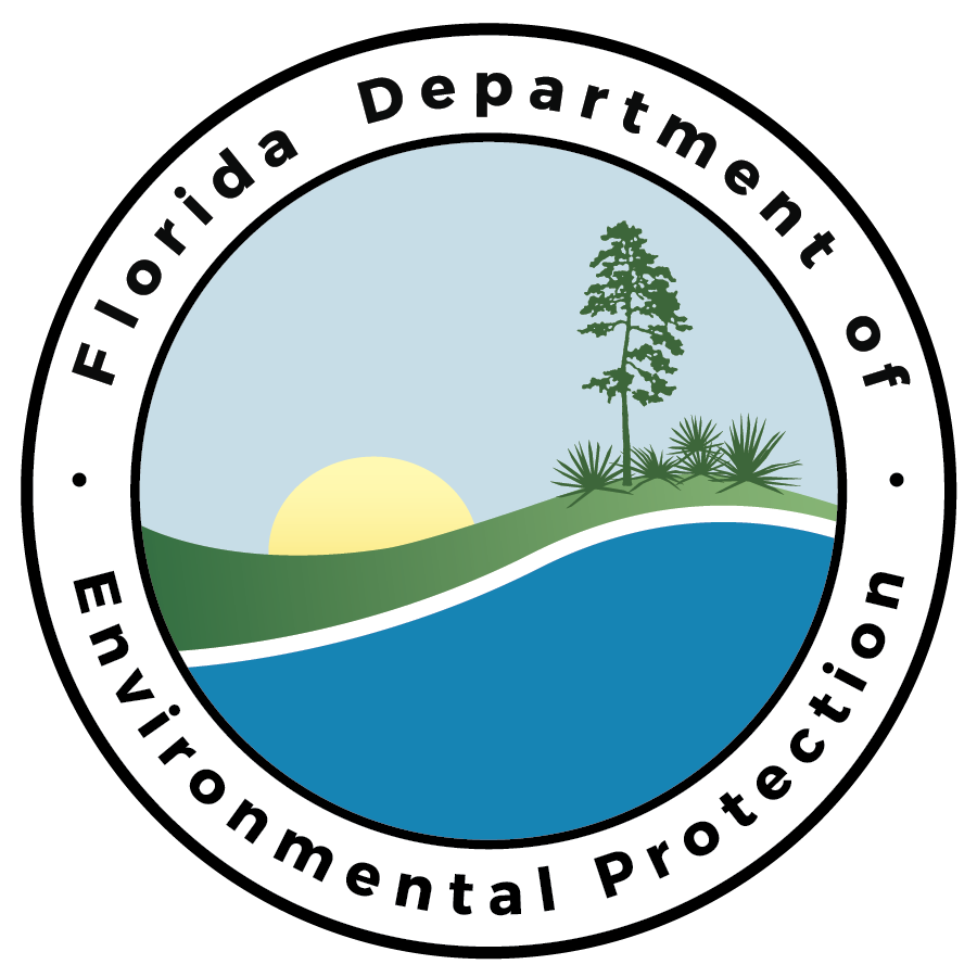 Florida Department of Environmental Protection logo